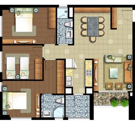 Một số ưu nhược điểm của căn hộ chung cư cần lưu ý 3
