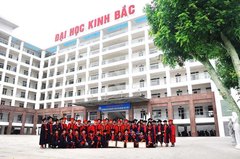 Đại học Kinh Bắc gần nhà ở xã hội hudland bắc ninh