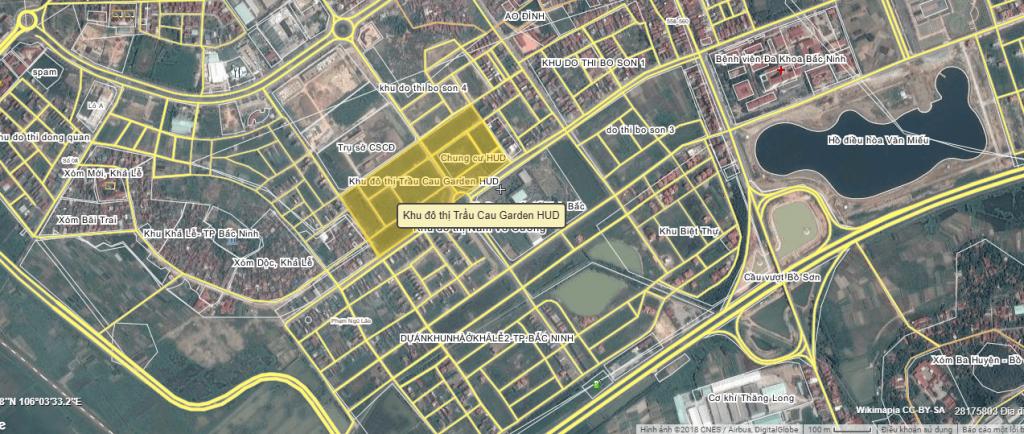 Dự án Liền Kề Trầu Cau Garden Bắc Ninh [ Bảng giá mới nhất ] 8
