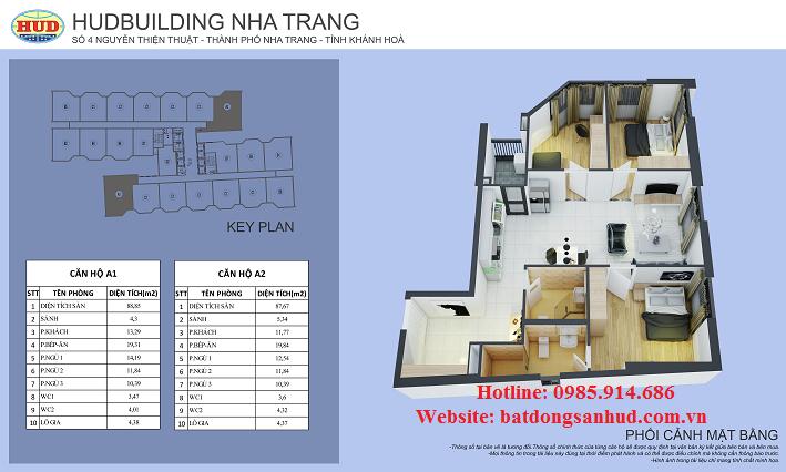 Chung cư số 4 HudBuilding Nha Trang 6