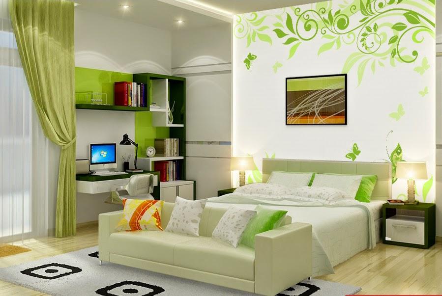 Cách trang trí phòng ngủ cho căn hộ chung cư có diện tích nhỏ 3