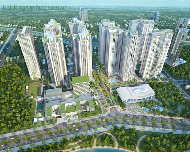 Chung cư Hà Nội đã hoàn thiện thu hút khách đầu tư lớn 2