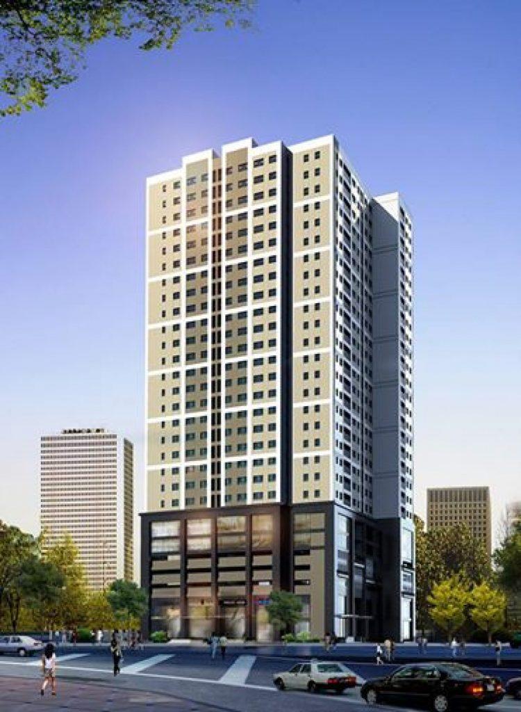 Chung cư Eco Green Tower số 1 Giáp Nhị 2