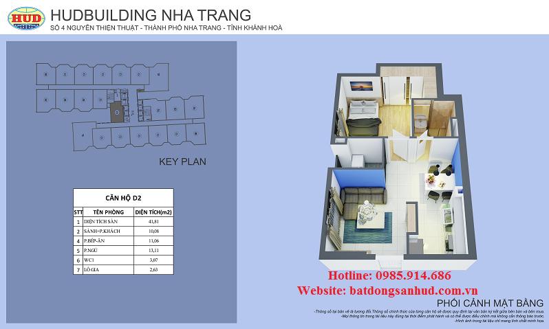 Chung cư số 4 HudBuilding Nha Trang 5