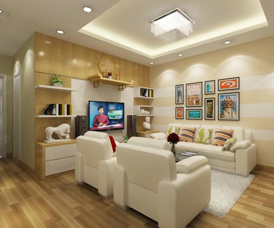 Hướng dẫn cách đặt bàn thờ cho căn hộ chung cư rước tài lộc về 1