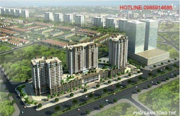 4 dự án chung cư Hà Nội đang mở bán giá rẻ mà chất lượng tốt 1