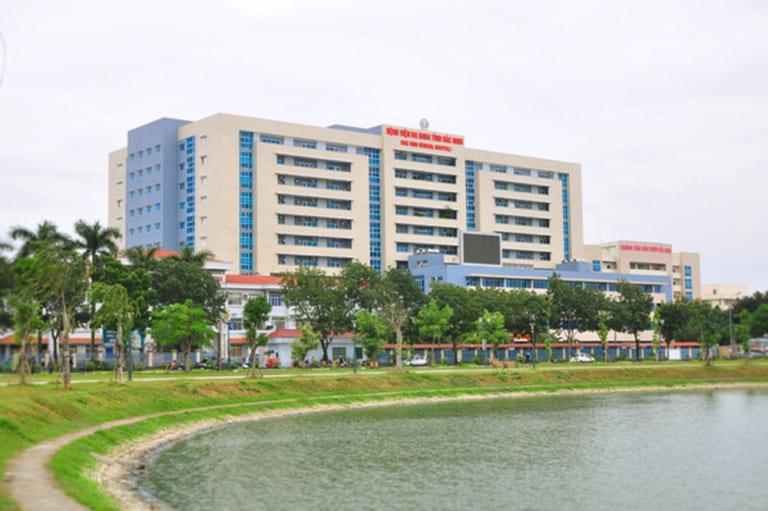 Bệnh viên đa khoa tỉnh Bắc Ninh - Tiện ích ngoại khu vô cùng tiện nghi của dự án nhà ở thu nhập thấp HUDLAND Bắc NInh