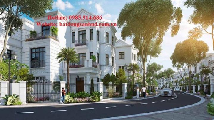 Liền kề, biệt thự Trầu cau Garden nơi đáng sống nhất thành phố Bắc Ninh 1