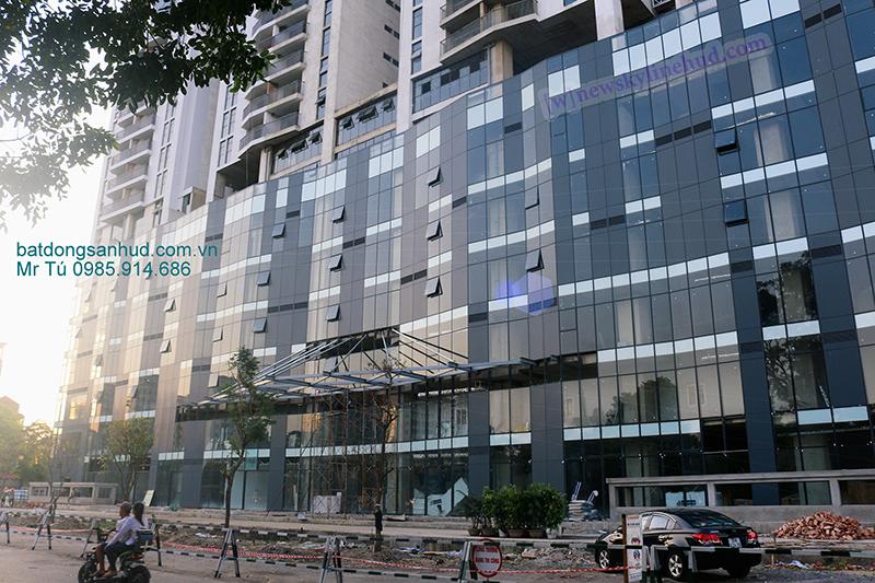 Bán Kiot chung cư Hà Nội: Hà Đông, Hoàng Mai, Cầu Giấy 1