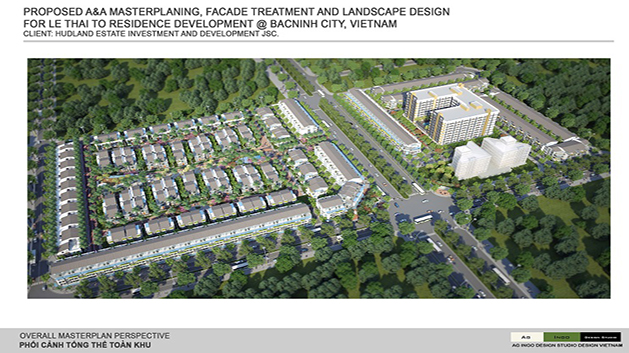 Những ưu điểm của dự án nhà ở xã hội Hudland Bắc Ninh 1