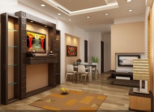 Hướng dẫn cách đặt bàn thờ cho căn hộ chung cư rước tài lộc về 3
