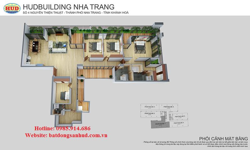 Chung cư số 4 HudBuilding Nha Trang 7