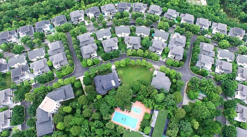 Biệt thự liền kề Bắc Ninh - Dự án Trầu Cau Garden - Khu B HUDLAND 2