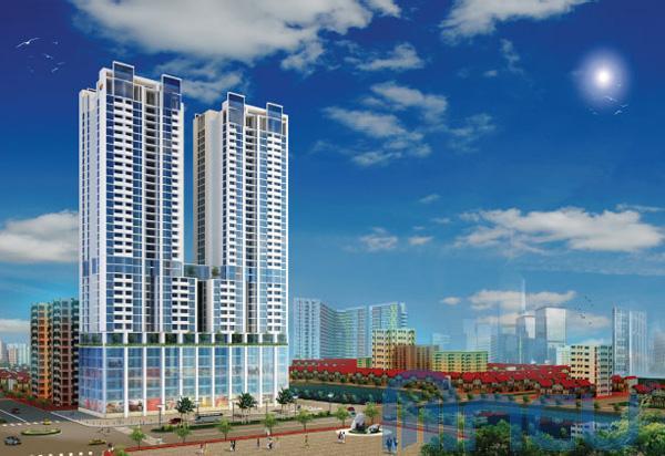 Chung cư New Skyline Văn Quán Hà Đông 2