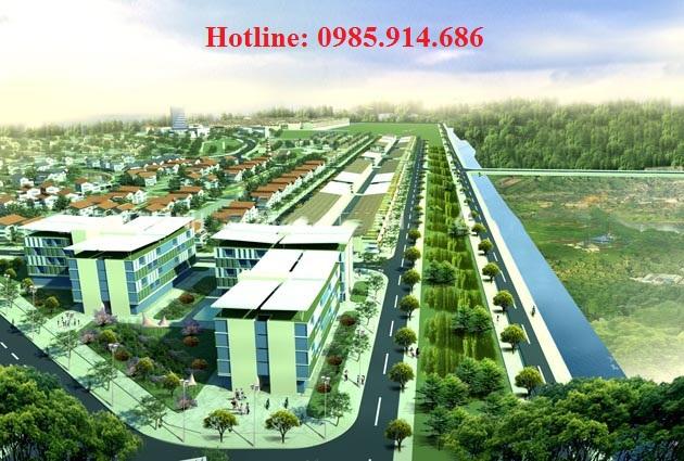 Khu dân cư mới Hudland Bình Giang Hải Dương