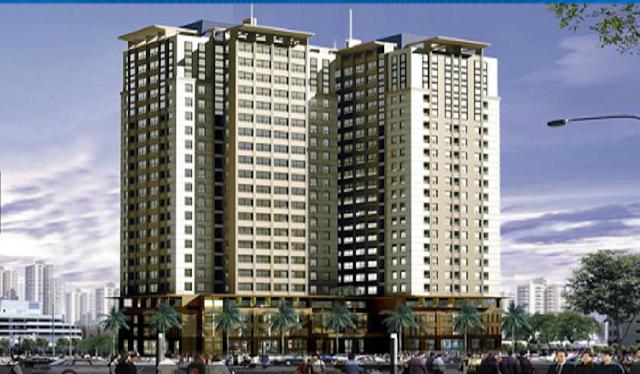 Nội thất hoàn thiện chung cư UDIC Riverside 122 Vĩnh Tuy 2