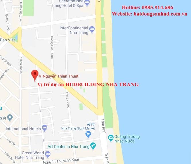 Chung cư số 4 HudBuilding Nha Trang 11