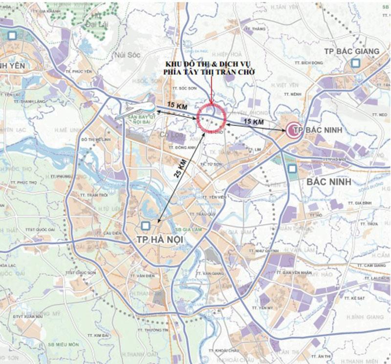 Dự án khu đô thị Kim Đô - Yên Phong - Bắc Ninh 2