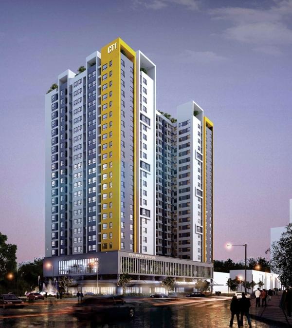 Thiết kế Nhà ở xã hội Rice City Thượng Thanh 1