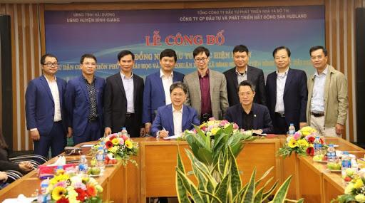 Dự án Hudland Bình Giang Hải Dương 11