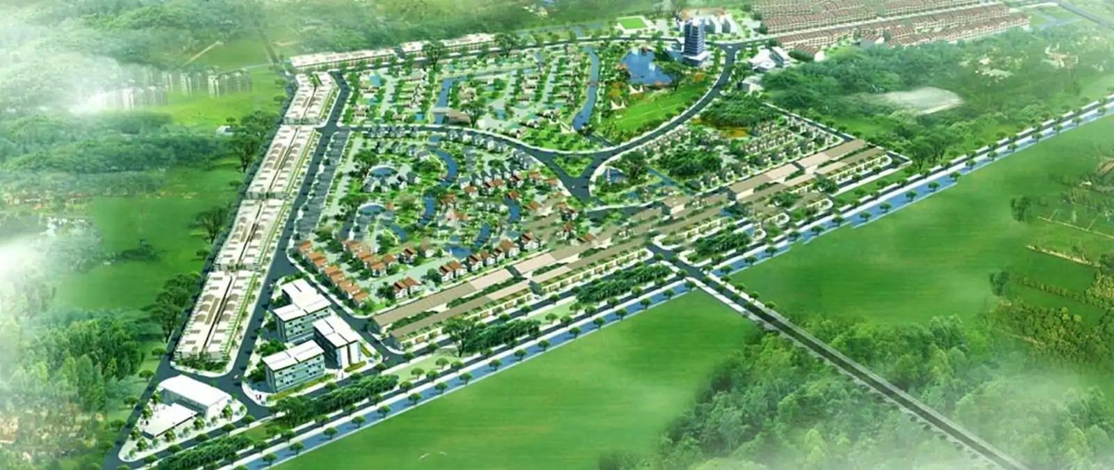 Dự án Hudland Bình Giang Hải Dương